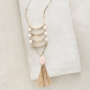 Angelique Ladder Necklace